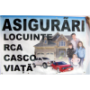 "Banner ""Asigurari"""