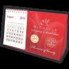 "Calendar de Birou "" Logo """