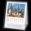 """Calendar de Birou """" Splendori din Romania """""""