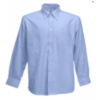 Tricou Oxford Maneca Lunga Color