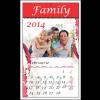 Calendar Family A3