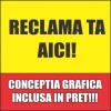 """Banner """"Reclama ta!"""""""