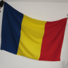 Drapel Romania Exterior