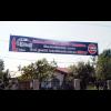 Banner stradal mare