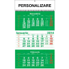 Calendar Triptic Clasic 2