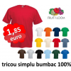 Tricou Fruit of the Loom colorat